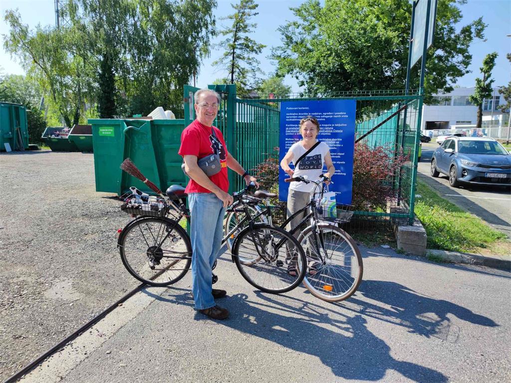 Bračni par Zdunić stotisućiti su korisnici reciklažnih dvorišta Čistoće